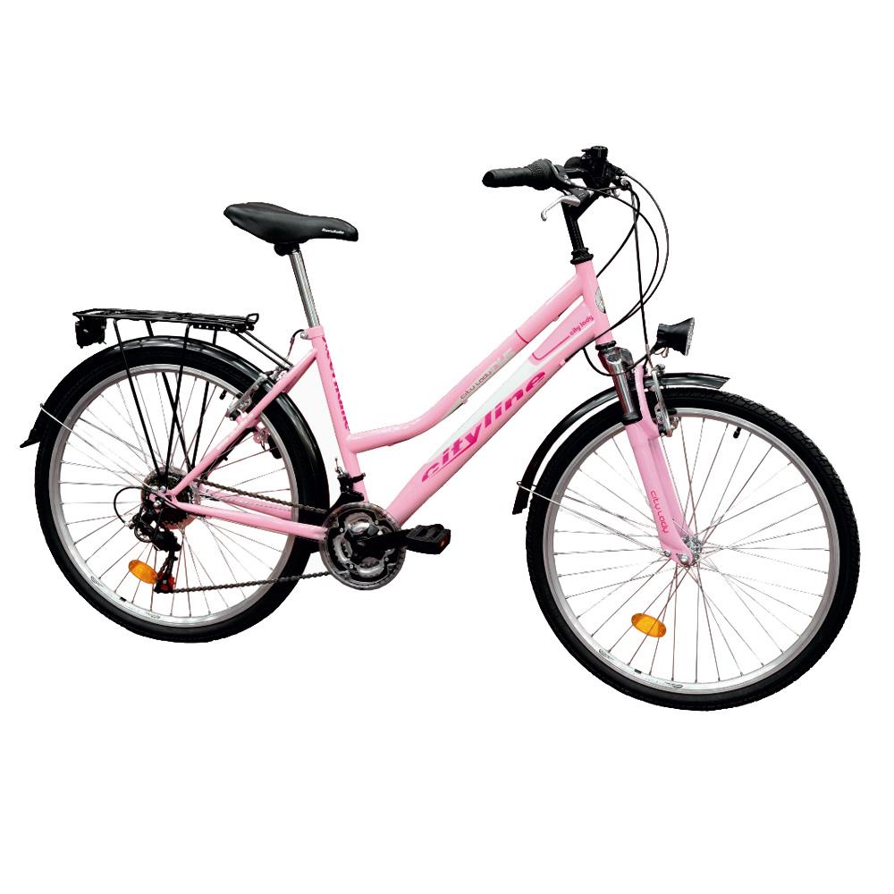 Dámsky trekingový bicykel