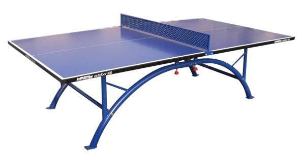 Exteriérové stoly na stolný tenis