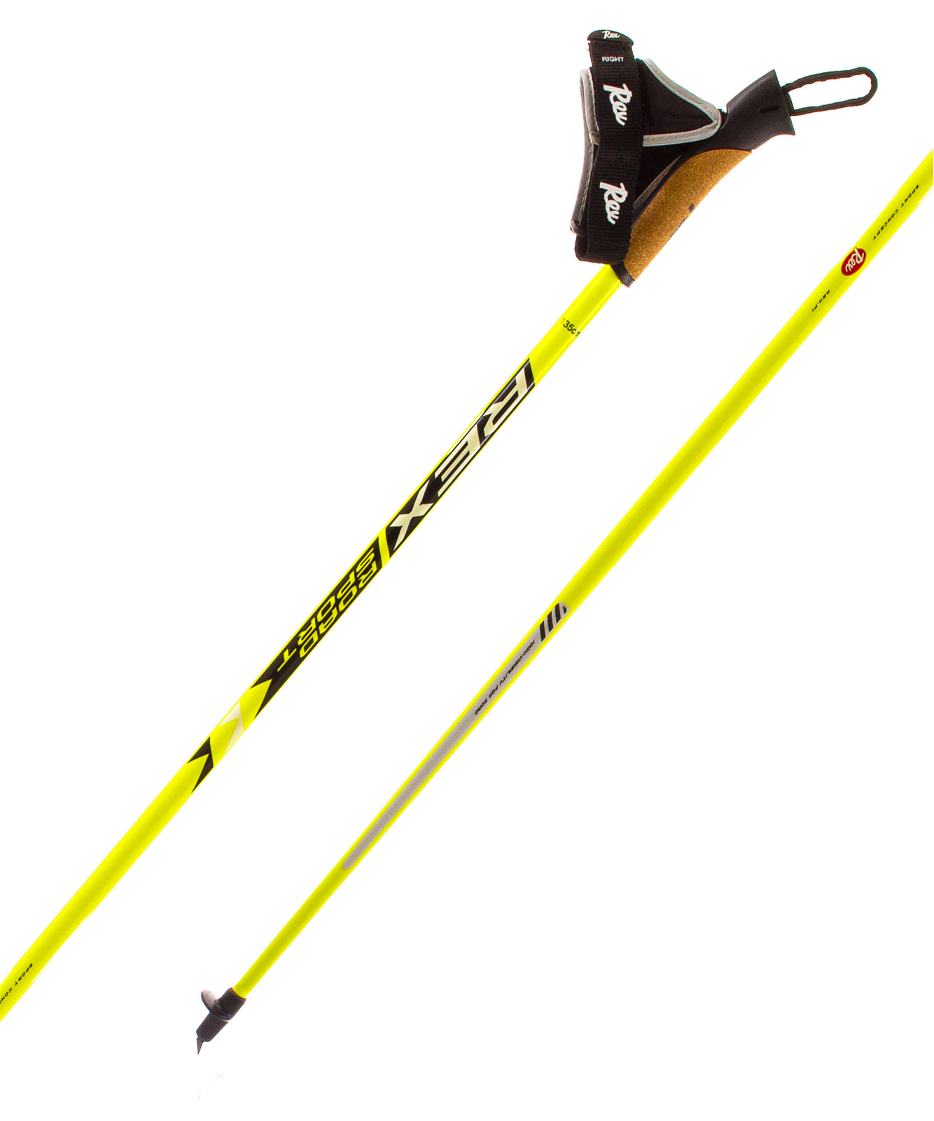 Lyžiarske a bežecké palice