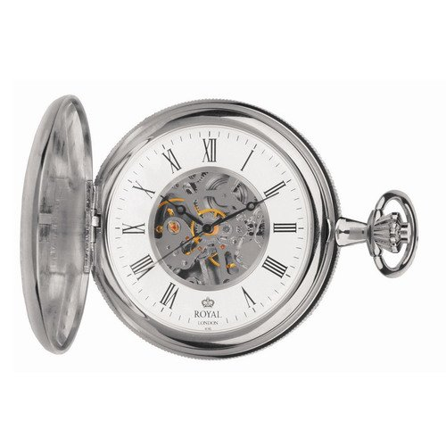 vreckové hodinky Royal London Pocket watches 90005-01 - FEMWEB.SK 063e2d6795f