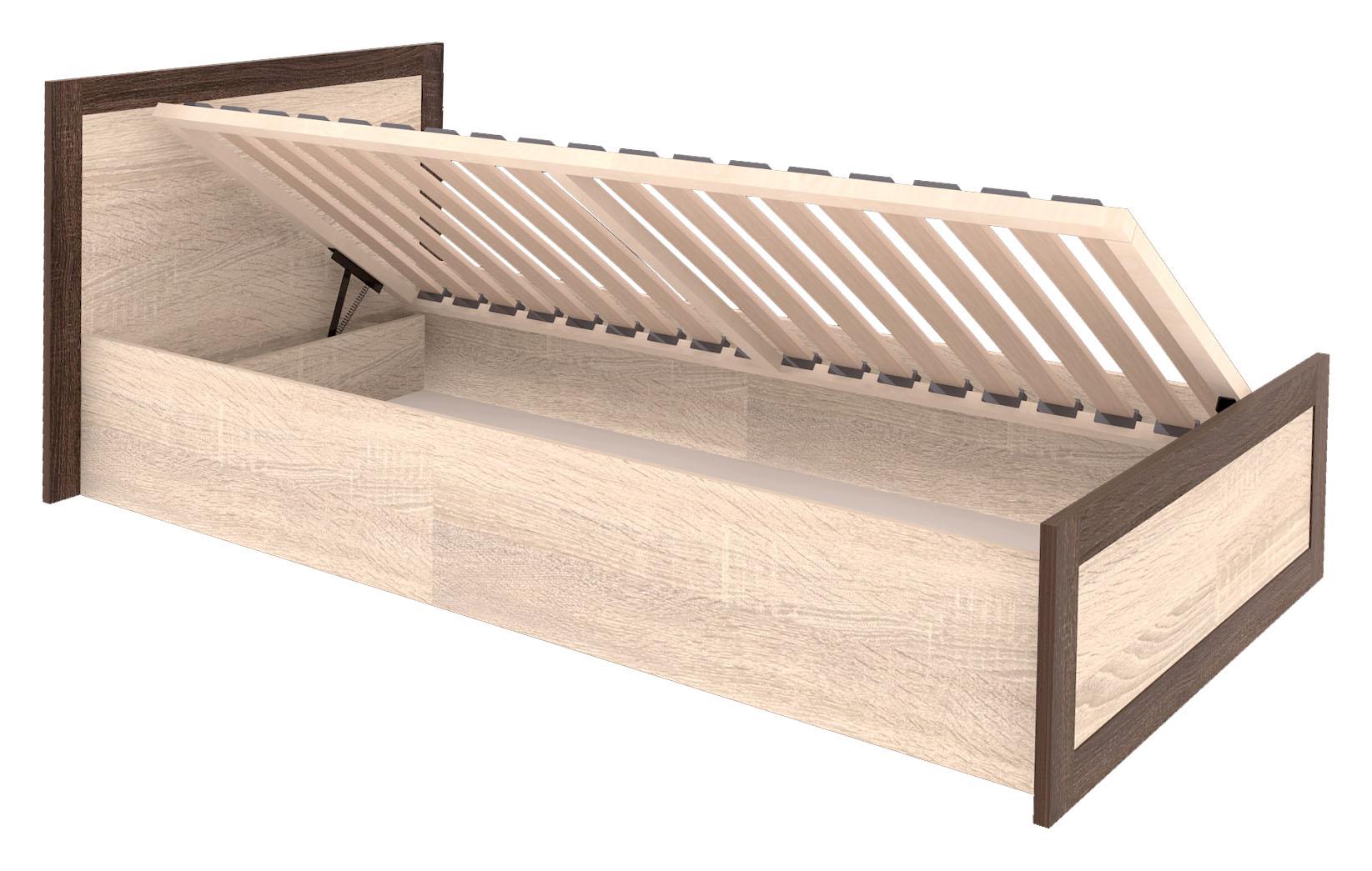 7ef68764f24f Jednolôžková posteľ 90 cm Boss BS19 90 - FEMWEB.SK