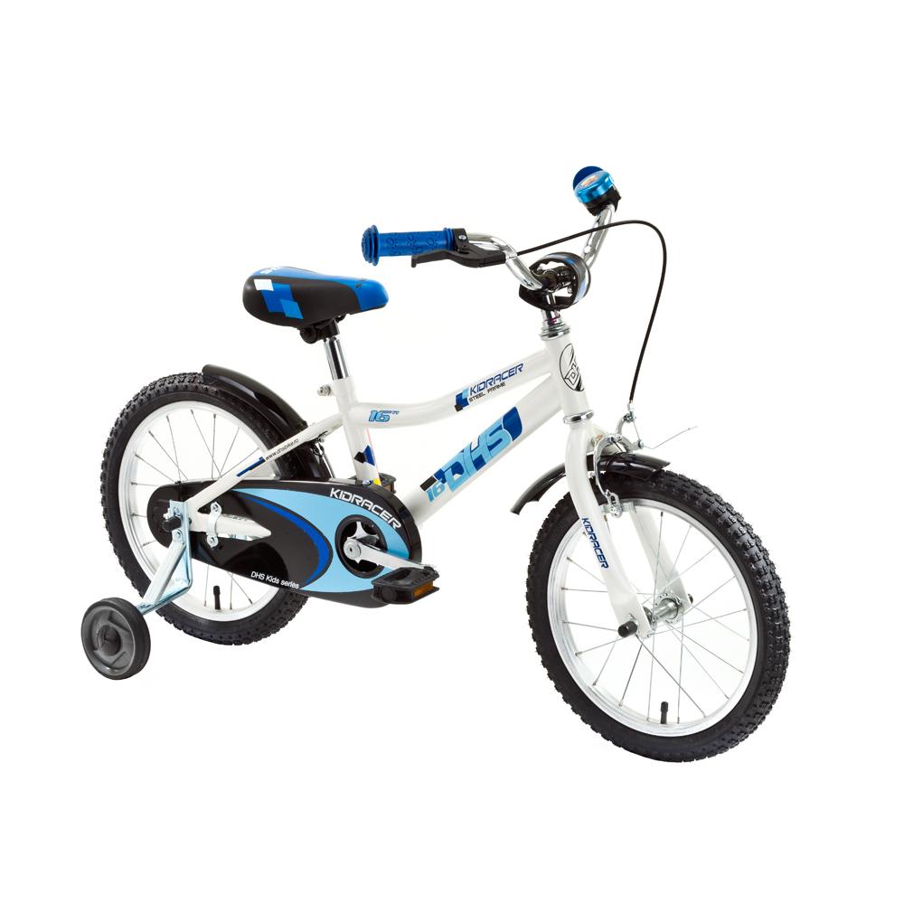 36e3adb6ce9d Detský bicykel DHS Kid Racer 1601 16