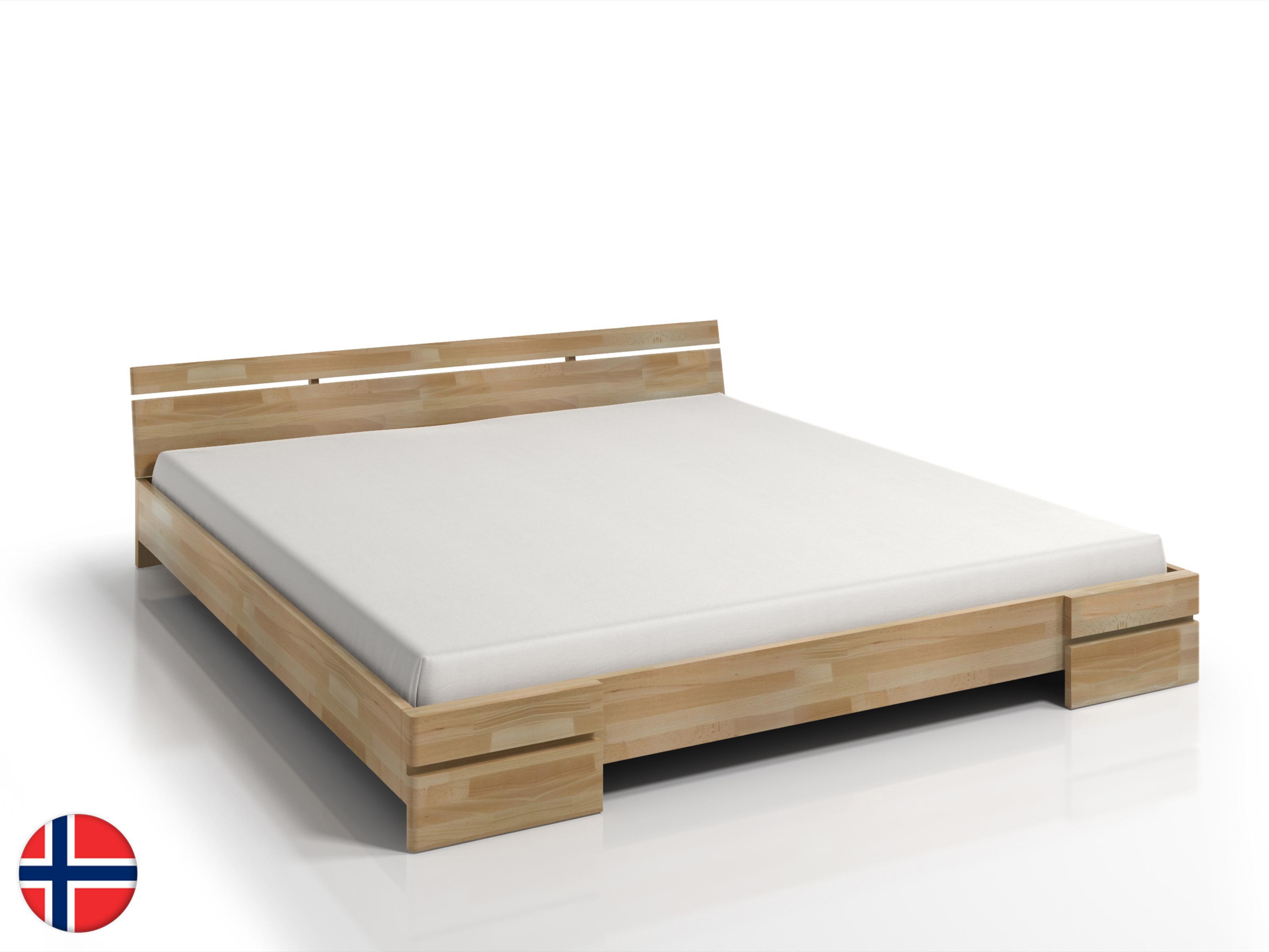 fcd013a722be Jednolôžková posteľ 120 cm Naturlig Bavergen (buk) (s roštom ...