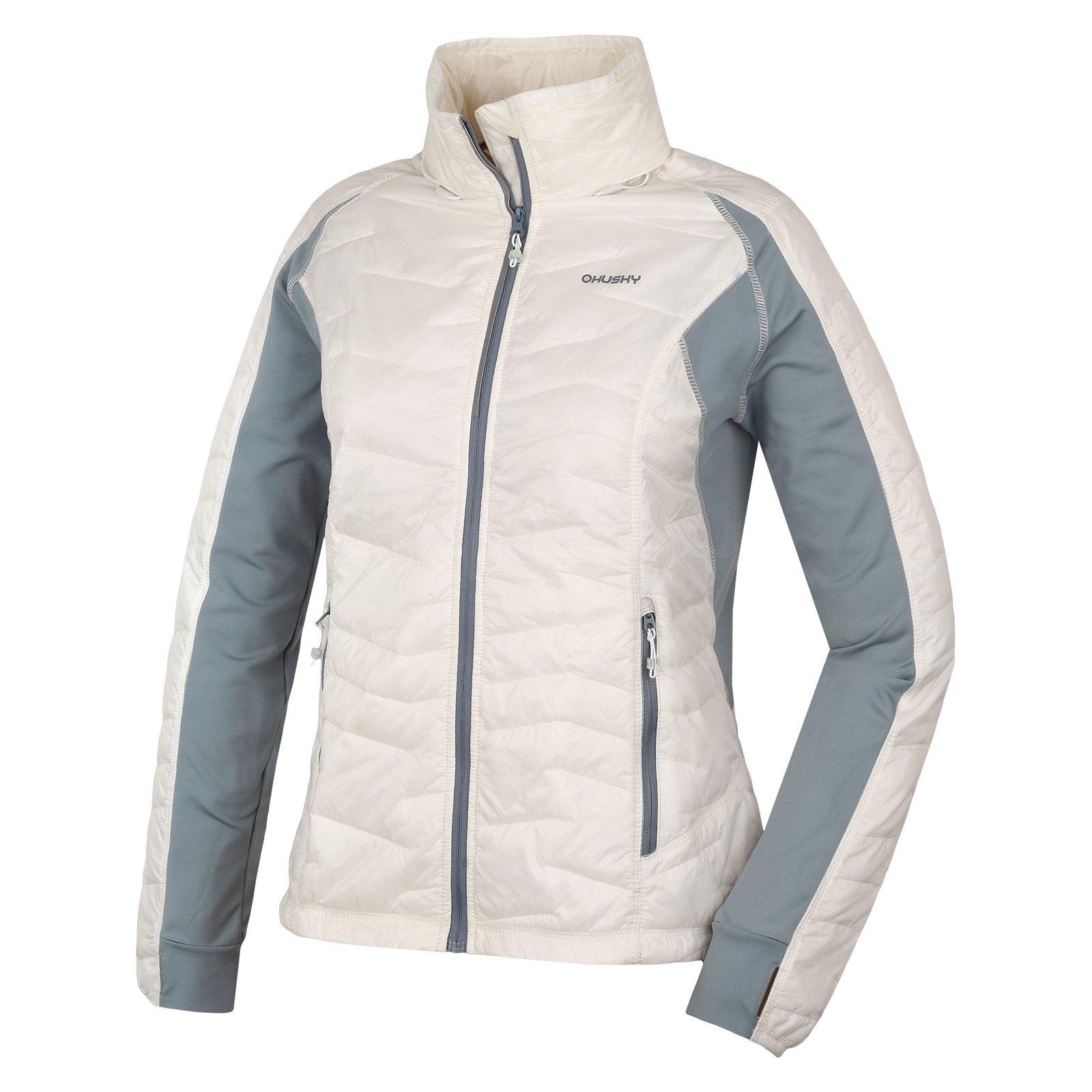 3aba831dc7f9 Dámska outdoorová bunda Husky Nimes L biela