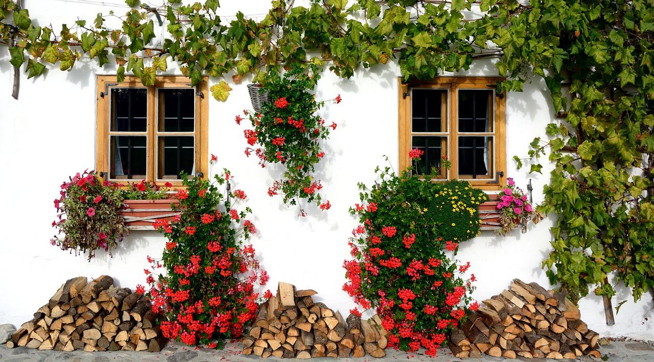 Dom a záhrada vyžadujú pravidelnú údržbu