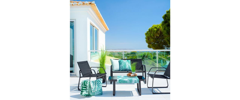 Vyšperkujte si vašu záhradu vhodnými doplnkami, ktoré vám pobyt na záhrade spríjemnia